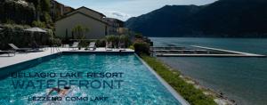 piscina vista lago Bellagio