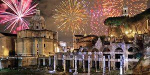 feste capodanno roma 2020